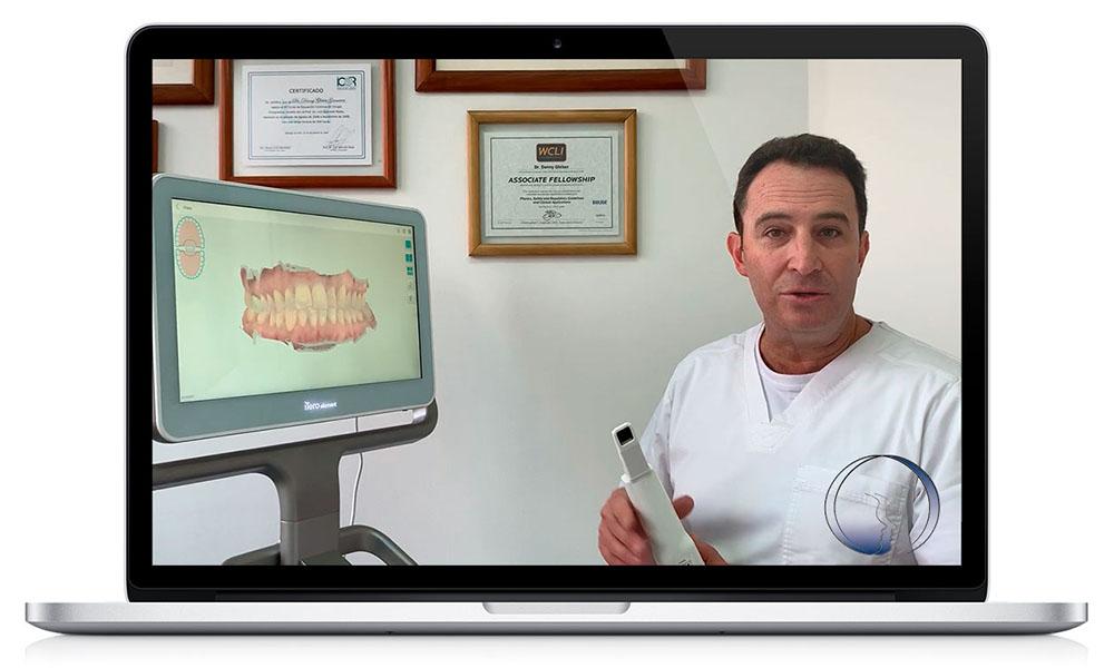 Presupuesto dental Virtual